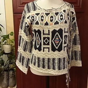($138)GORG Anthropologie Sweater